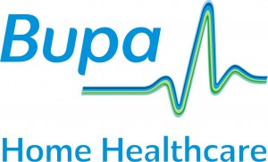 Bupa Home Healthcare logo